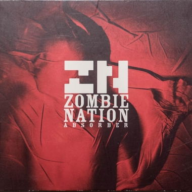 Zombie Nation - Absorber LP - cover artwork