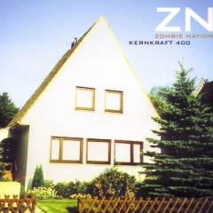 Zombie Nation - Kernkraft 400 - Polydor Records - CD cover