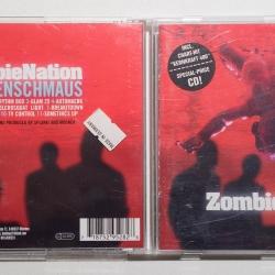 Zombie Nation - Leichensschmaus LP (1999) - LP artwork jewelcase 1