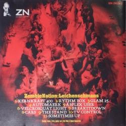 Zombie Nation - Leichensschmaus LP (1999) - foldout page 7