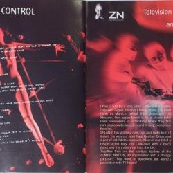 Zombie Nation - Leichensschmaus LP (1999) - foldout page 5+6
