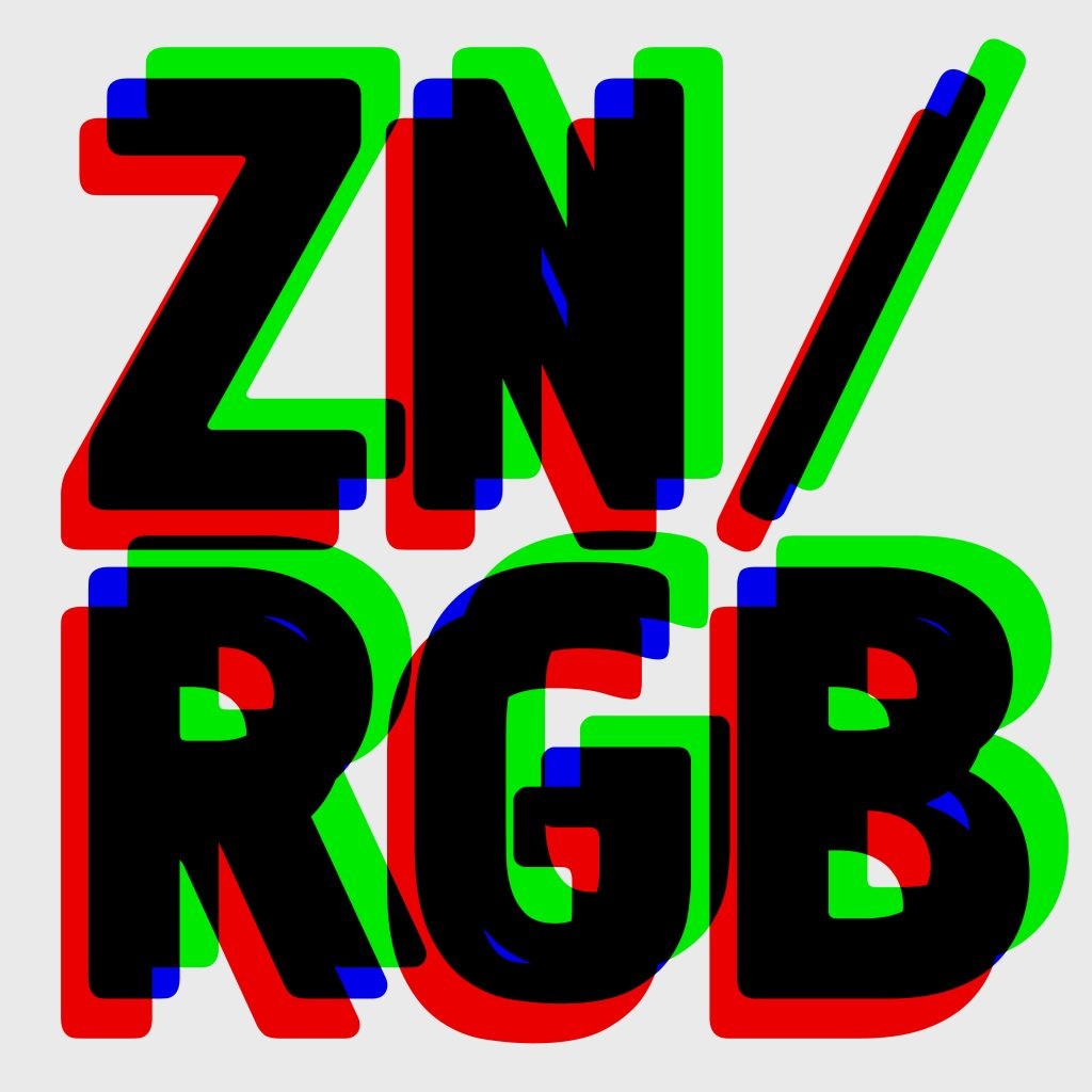 RGB Album Cover