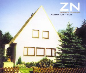 Kernkraft 400 Polydor CD cover