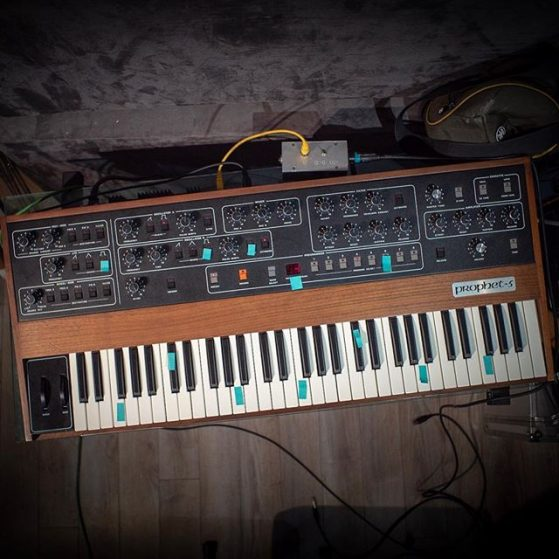 Prophet 5 needs attention again