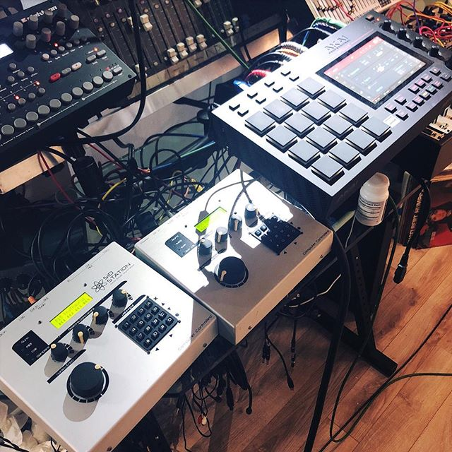sampling Sidstations into the MPC live