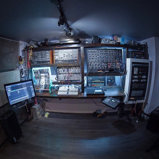 the new ZN studio setup 2019